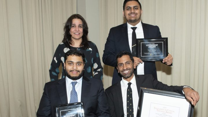Paro Award winners