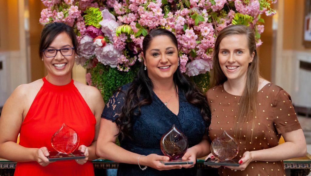 3 Award winners