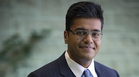 Portrait of Saurabh Gupta
