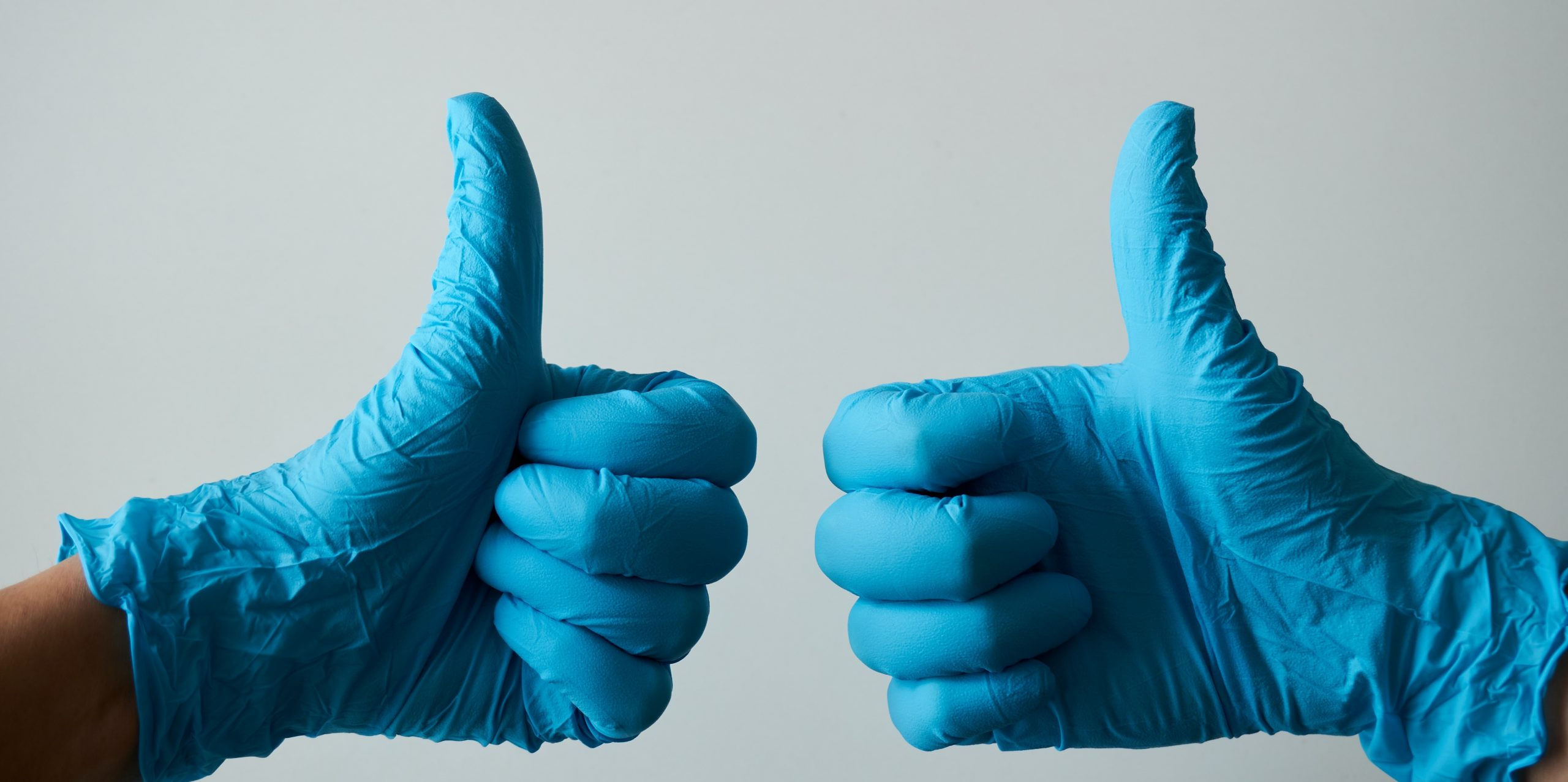 2 thumbs up